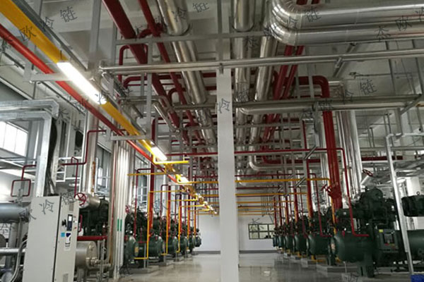 Freon Refrigeration System